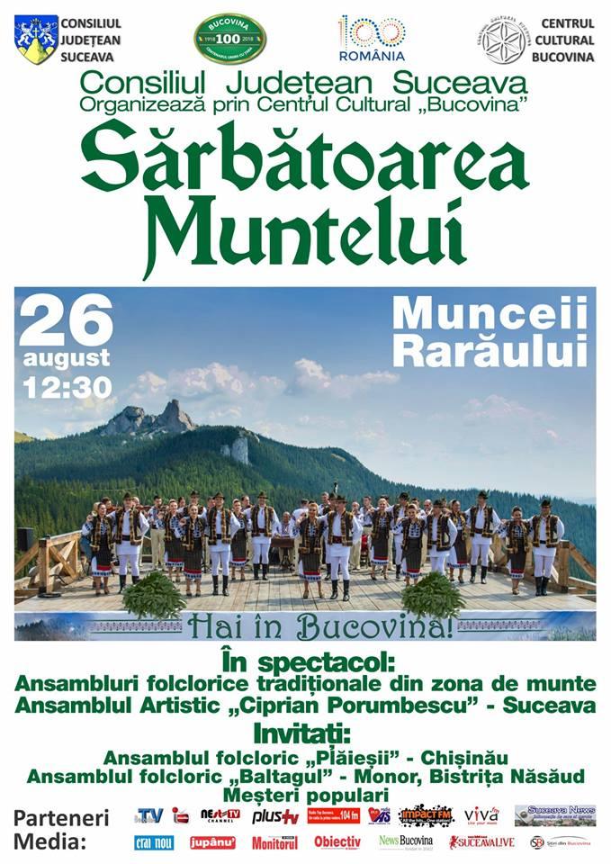 Sărbătoarea Muntelui