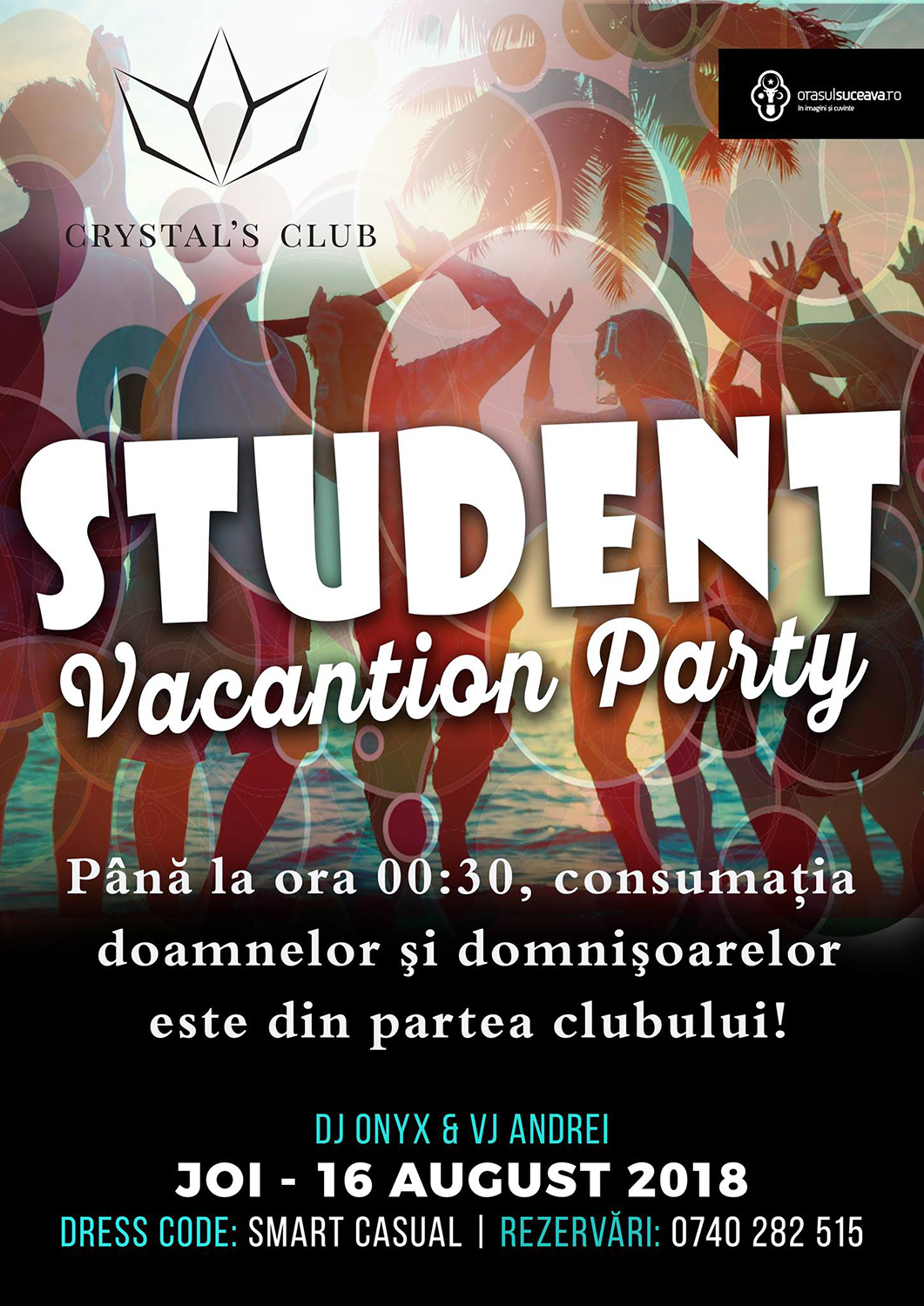 Student Vacantion Party