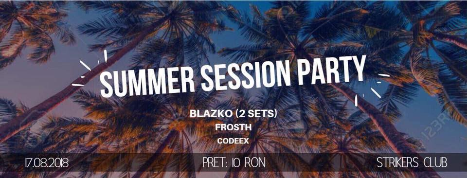 Summer Session Party