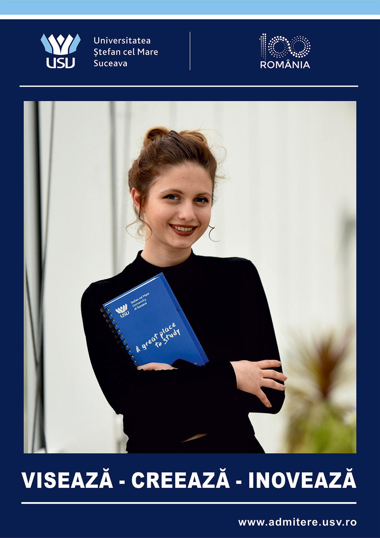 Universitatea Ștefan cel Mare Suceava (USV) –  Admitere (septembrie 2018)