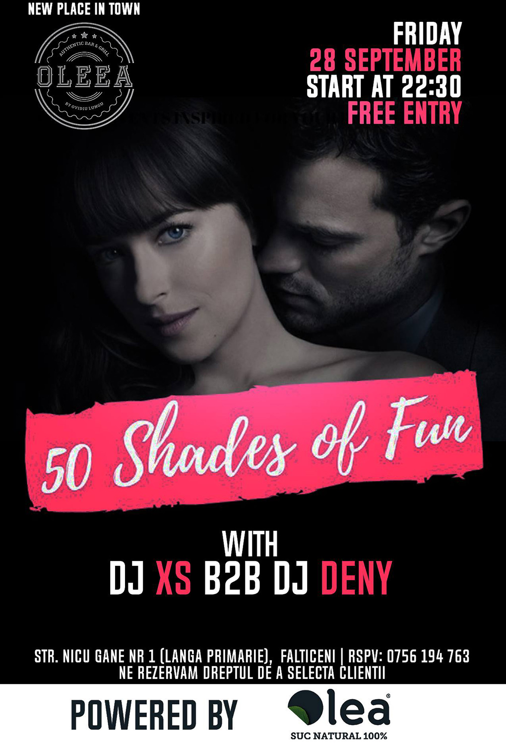 50 Shades of Fun