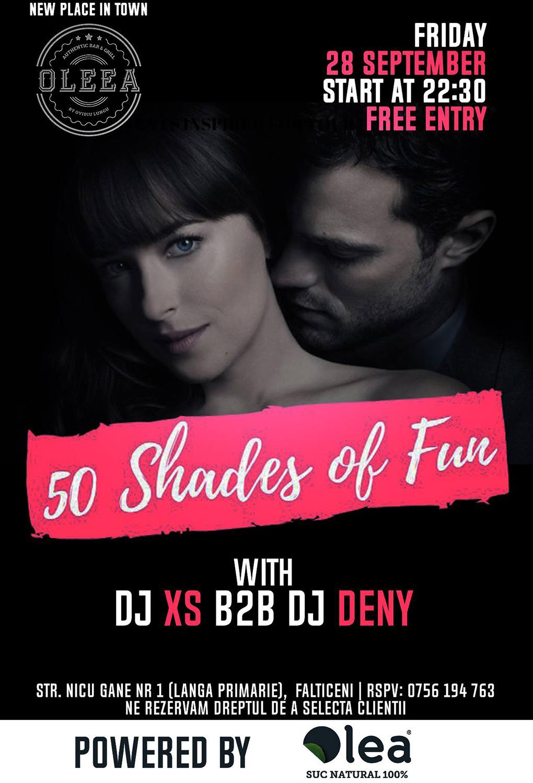 50 Shades of Fun