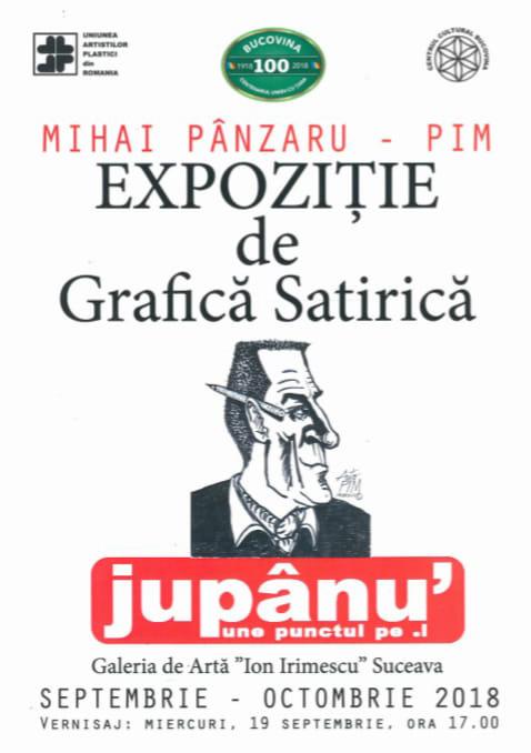 Expoziția de grafică satirică
