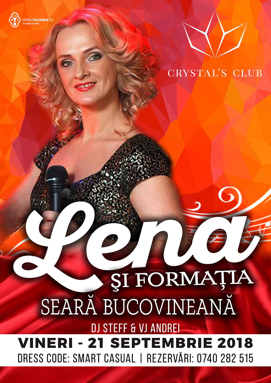 Lena și formația