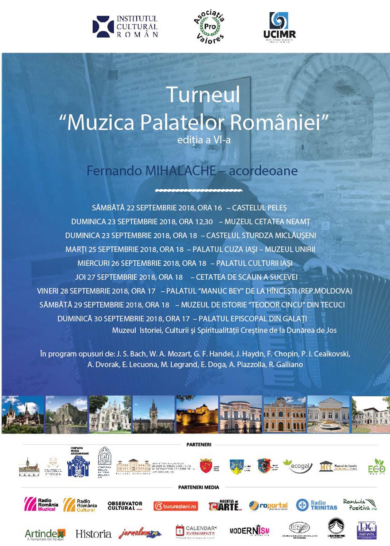 Muzica Palatelor României