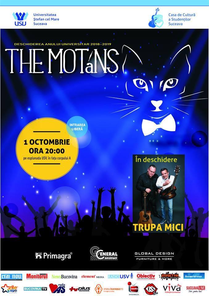 The Motans și Trupa Mici