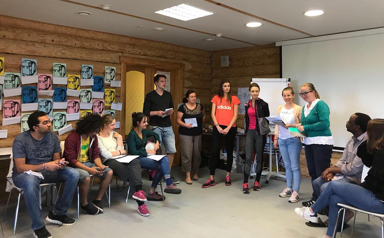 Tineri din România prezenți într-un nou proiect Erasmus Plus despre Inteligența emoțională în Letonia