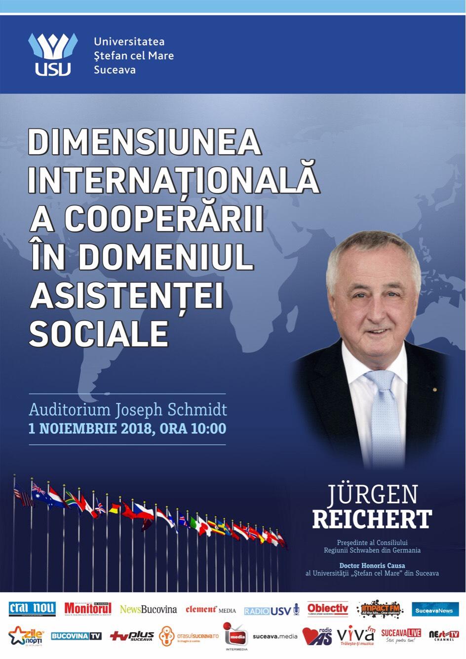 Dimensiunea internațională a cooperării în domeniul asistenței sociale