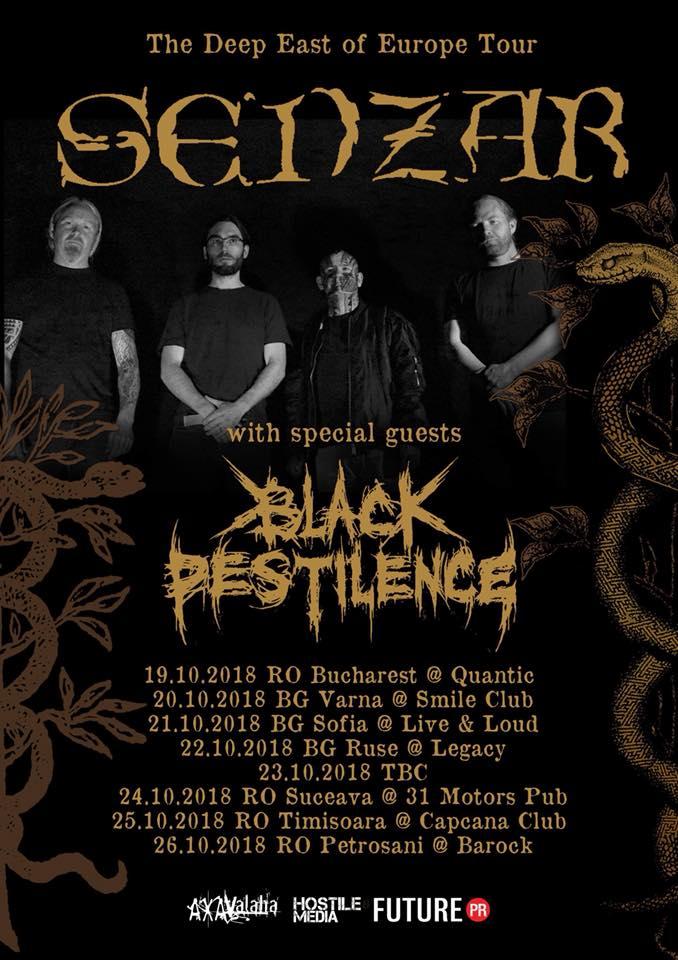 Senzar și Black Pestilence