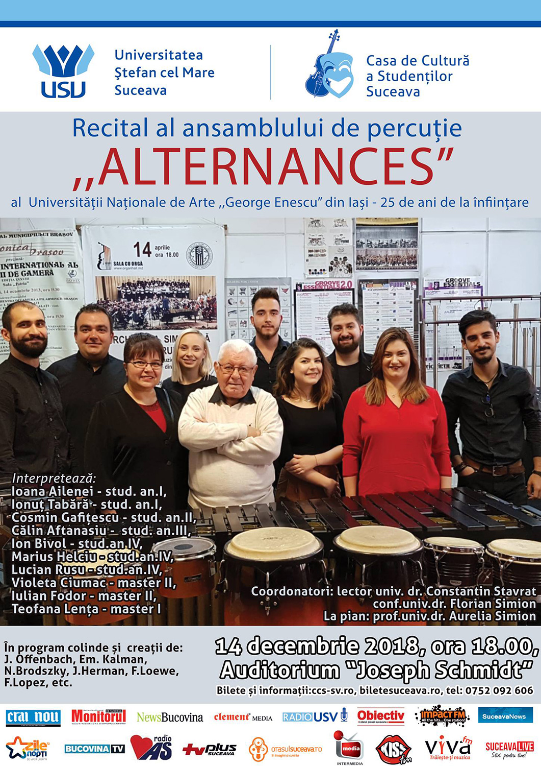 Alternances