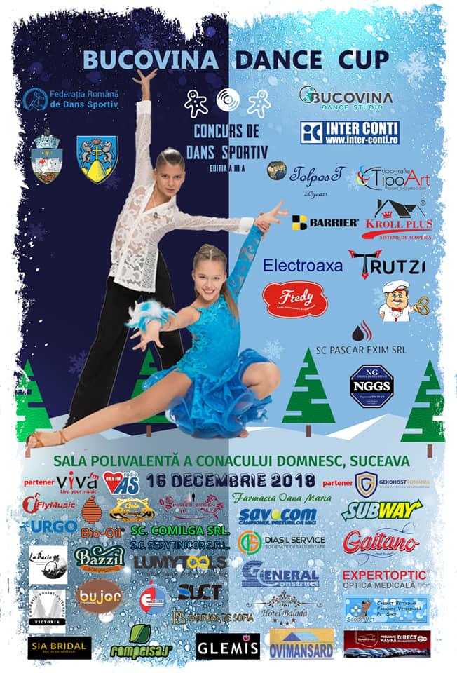 Bucovina Dance Cup (2018)