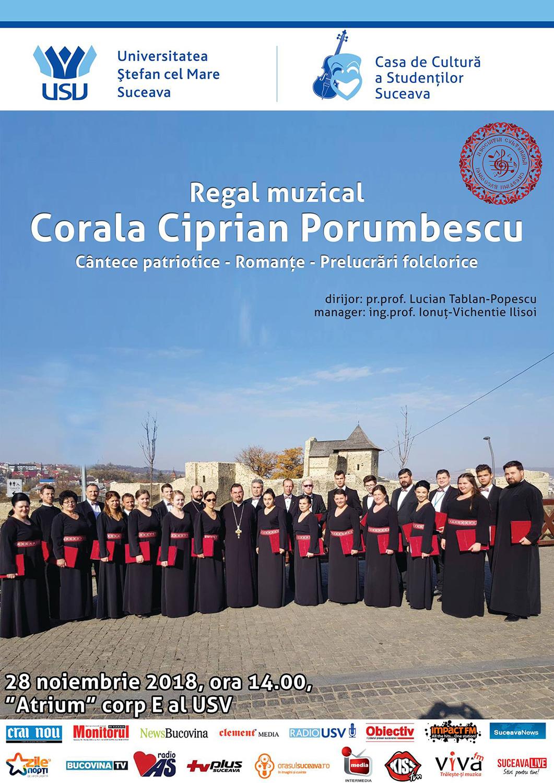 Corala Ciprian Porumbescu