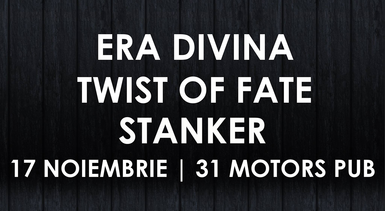 Era Divina, Twist of Fate și Stanker