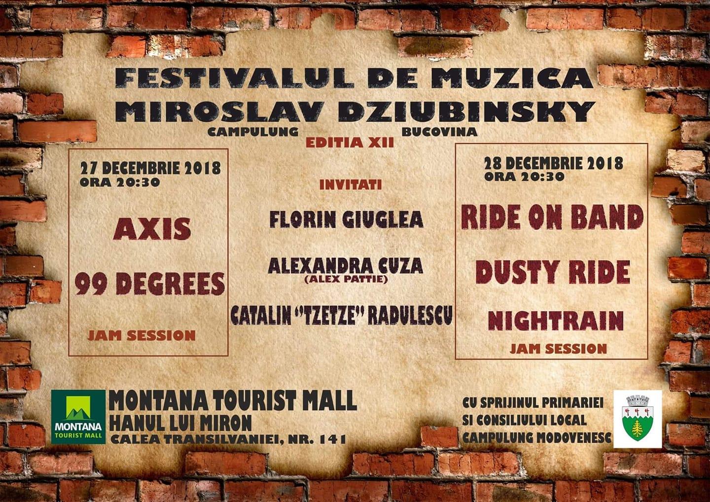 Festivalul de Muzică Miroslav Dziubinski (2018)