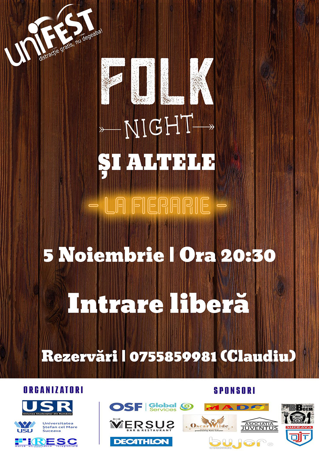 Folk Night