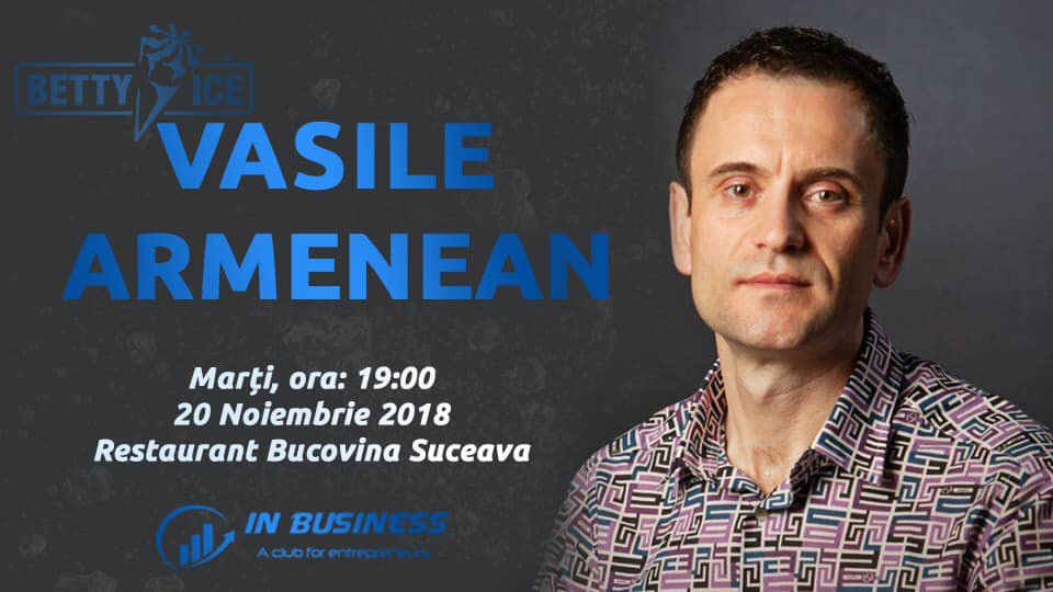 Întâlnire cu Vasile Armenean