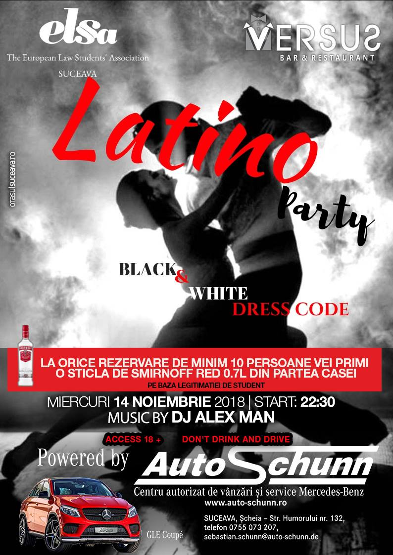 Latino Party