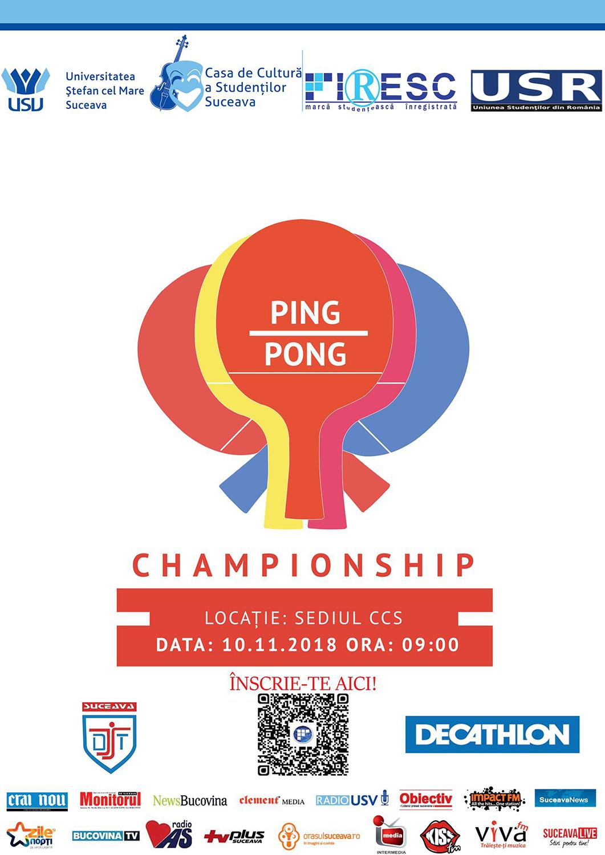 Ping-Pong Championship