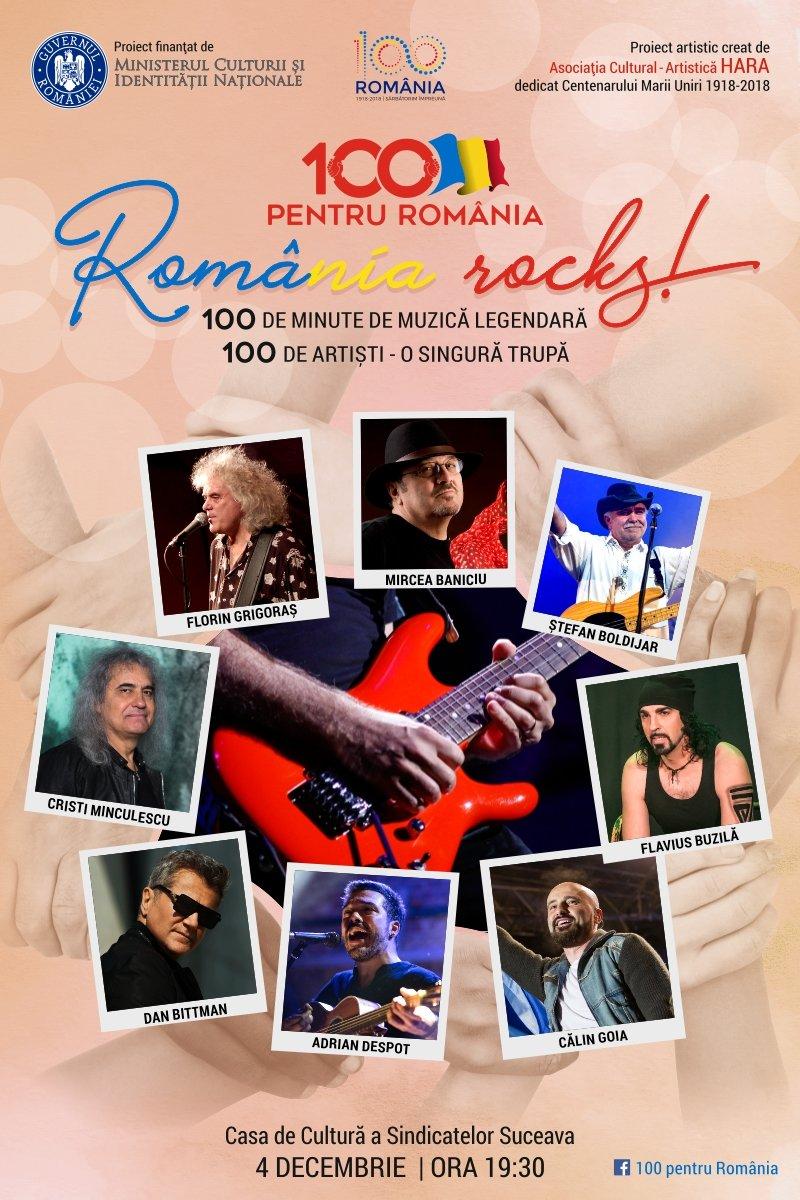 100 pentru România