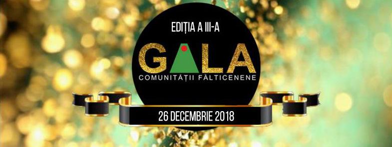 Gala Comunității Fălticenene