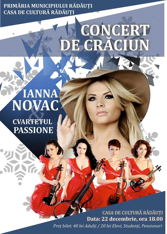Ianna Novac și Cvartetul Passione