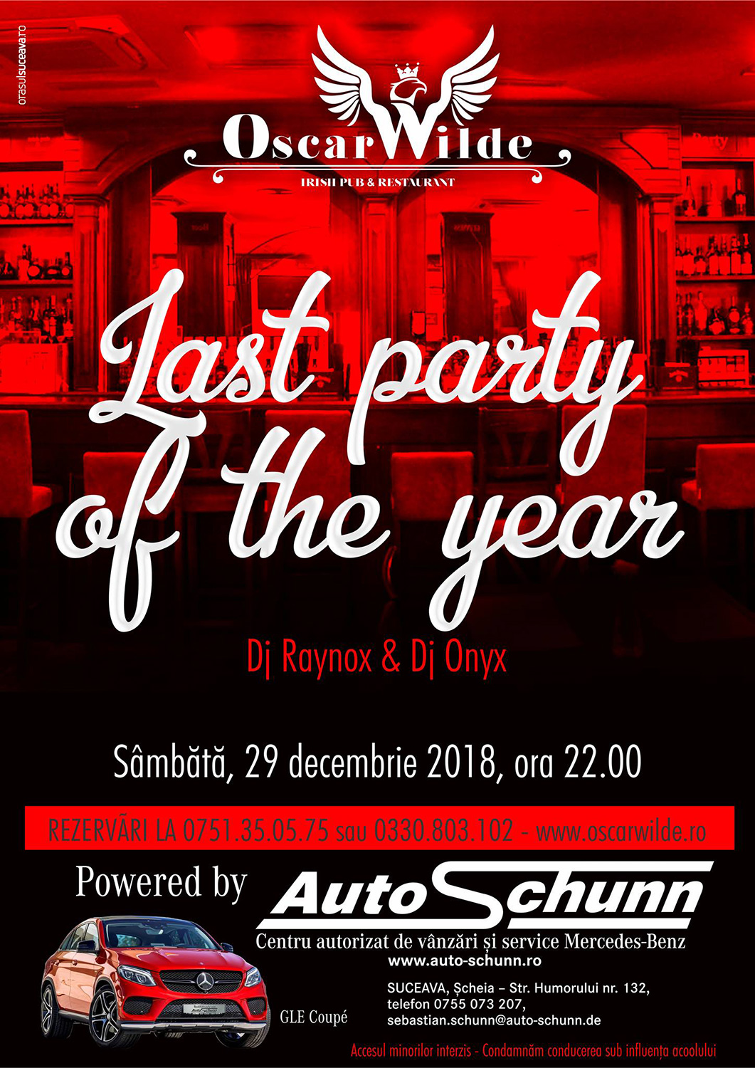 Last party of the year