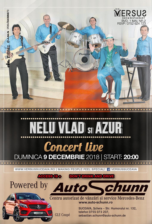 Nelu Vlad și Azur