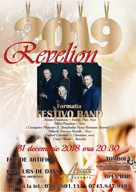 Revelion – Ariata Events (Șcheia)