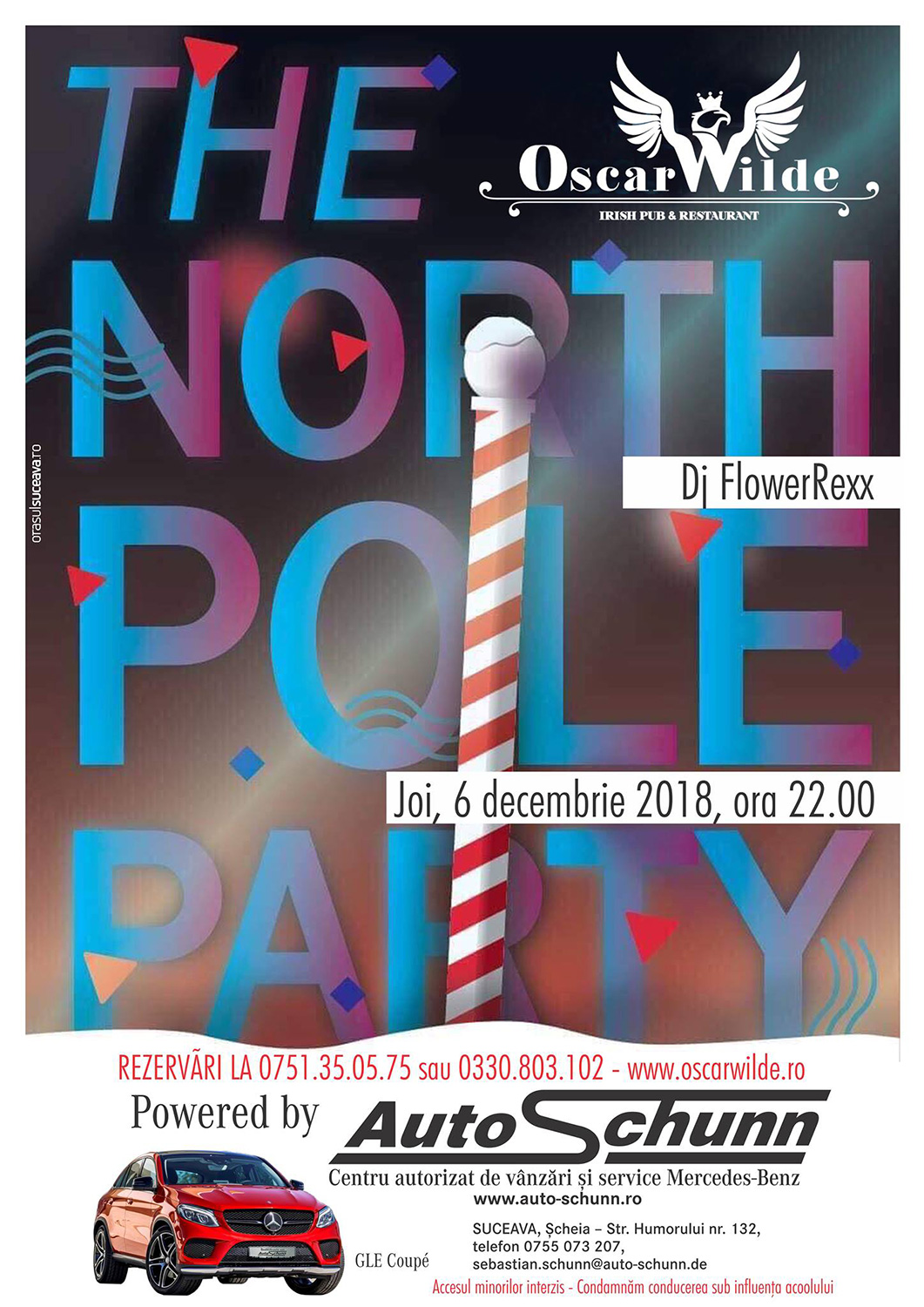 The North Pole Party