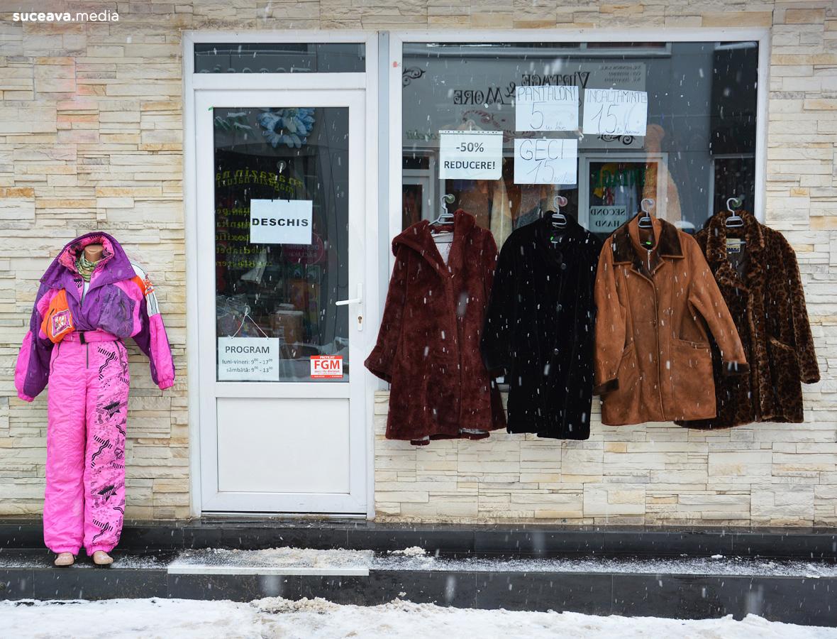 Piața Agroalimentară George Enescu (Suceava) (fotoreportaj)