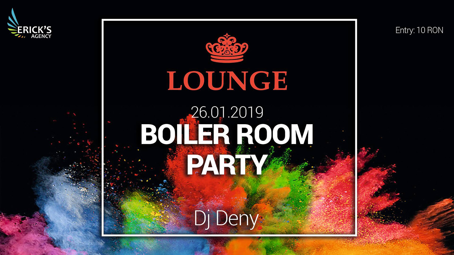 Boiler Room Party