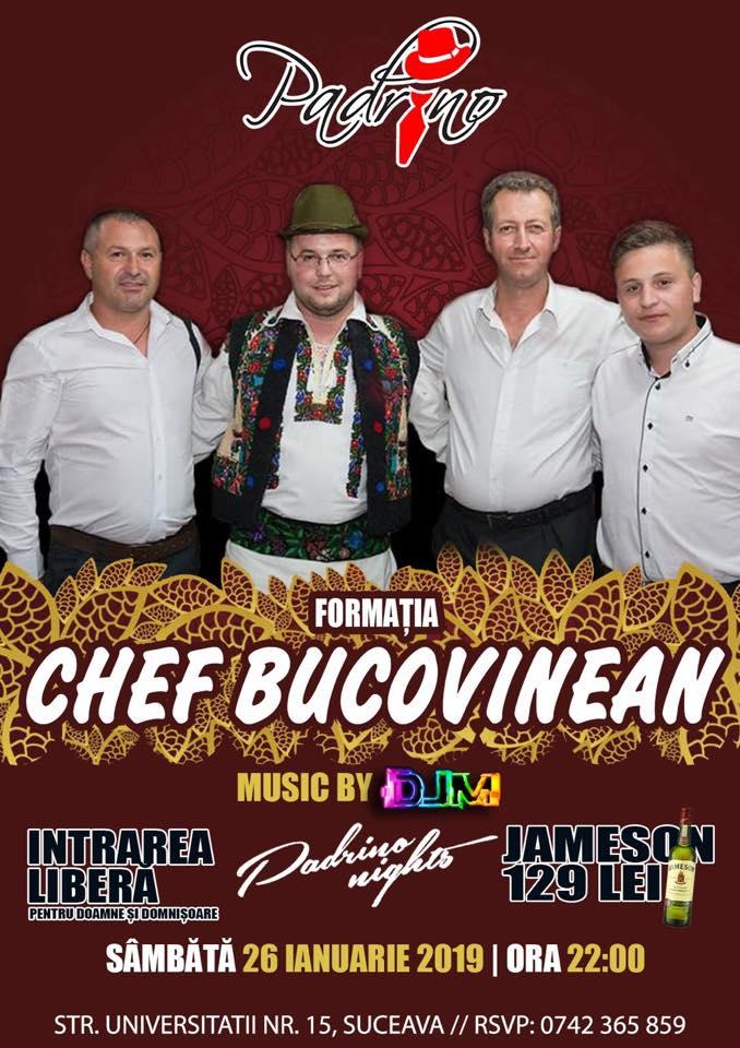 Formația Chef Bucovinean