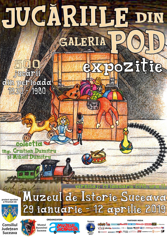 Jucăriile din (galeria) pod