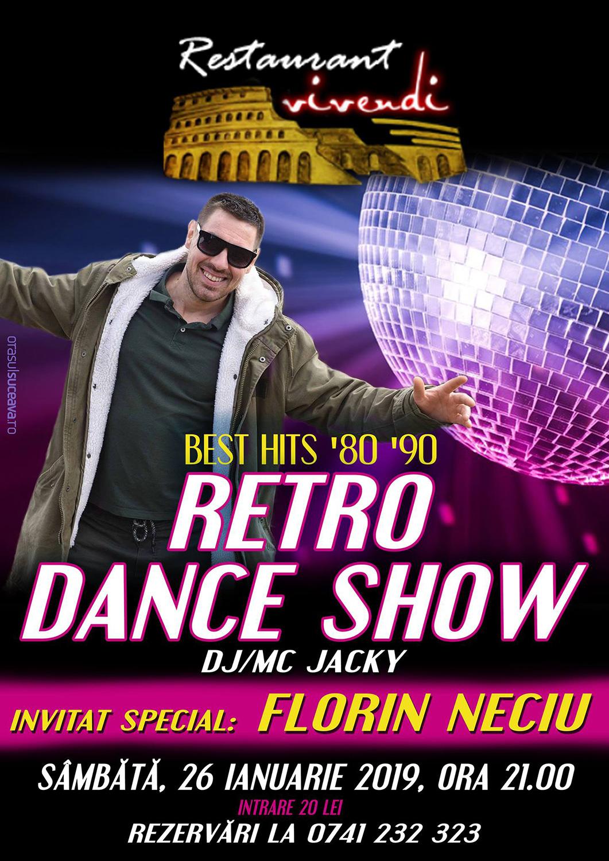Retro Dance Show