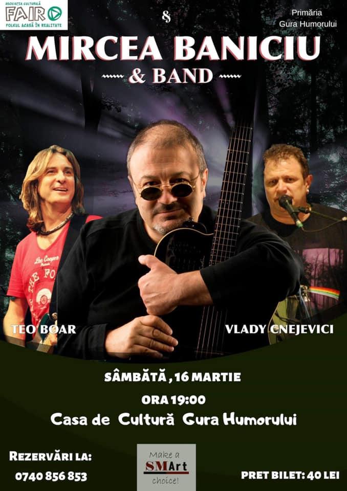 Mircea Baniciu, Teo Boar și Vlady Cnejevici