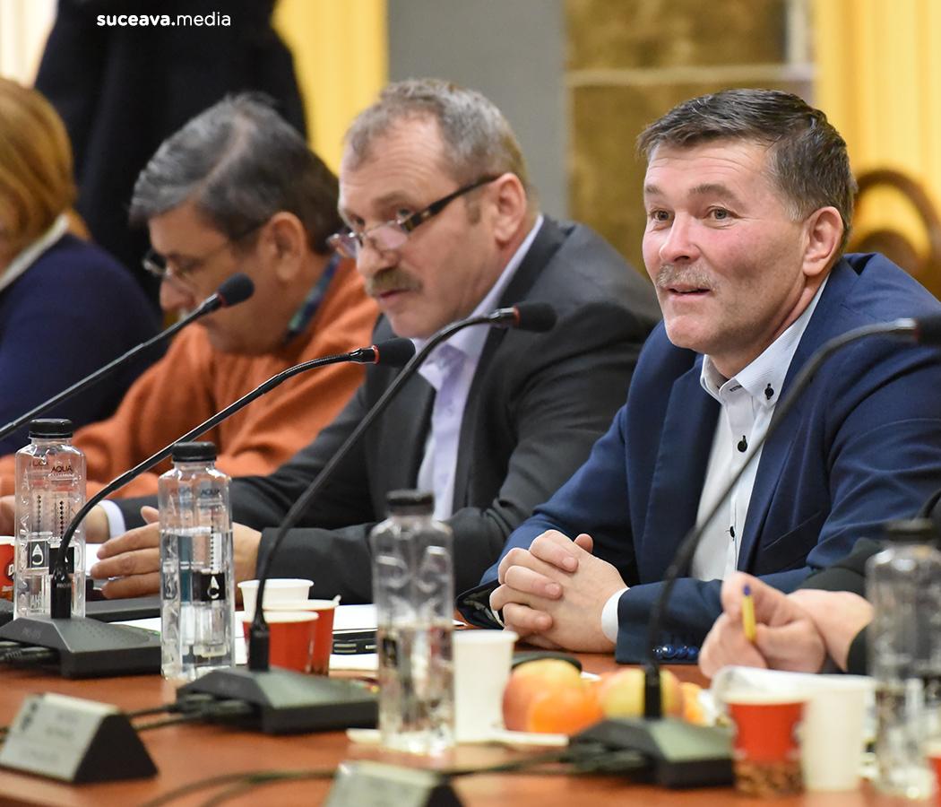 Ședință ordinară a Consiliului Local al municipiului Suceava (fotoreportaj) #2