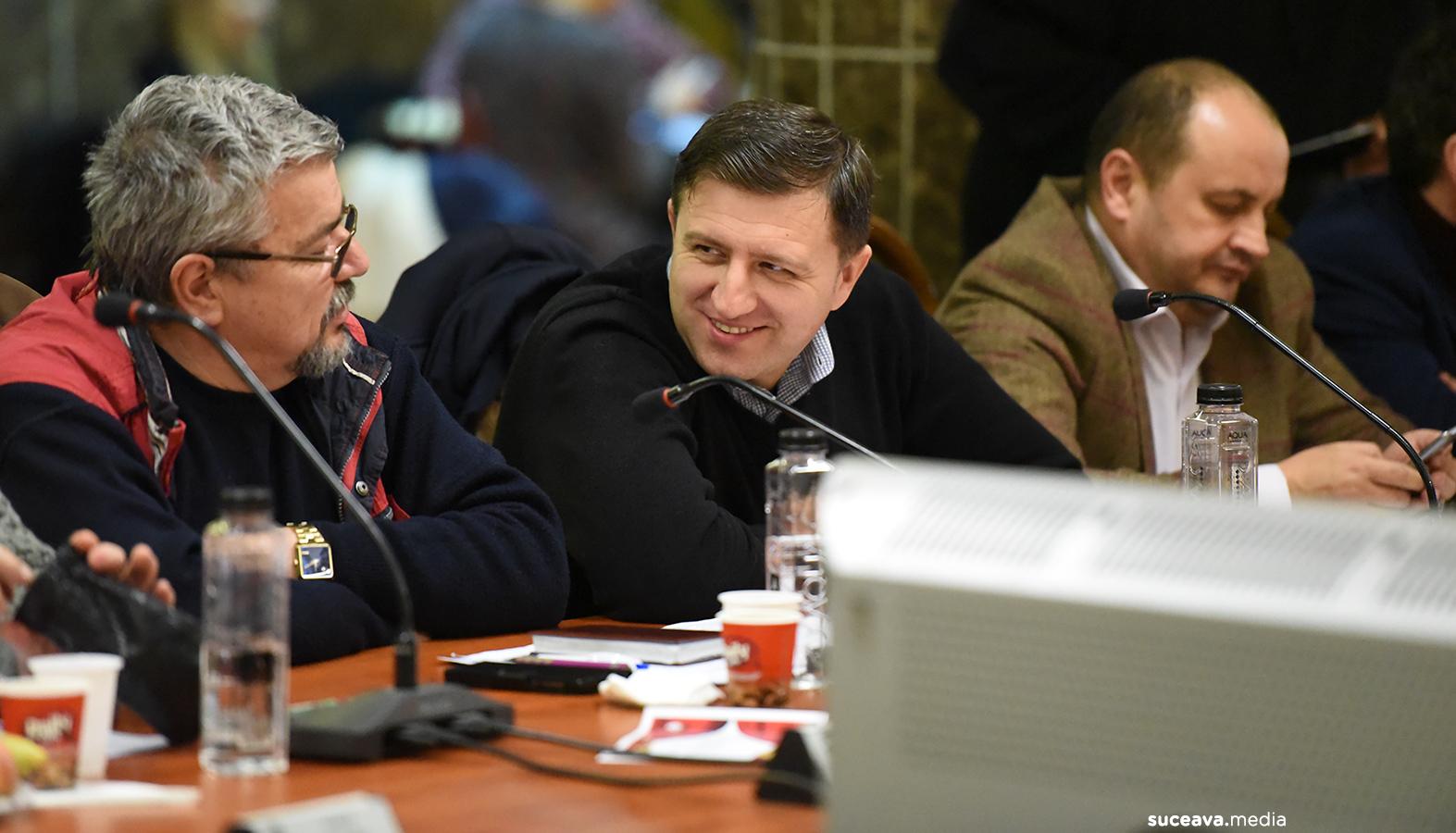 Ședință ordinară a Consiliului Local al municipiului Suceava (fotoreportaj)