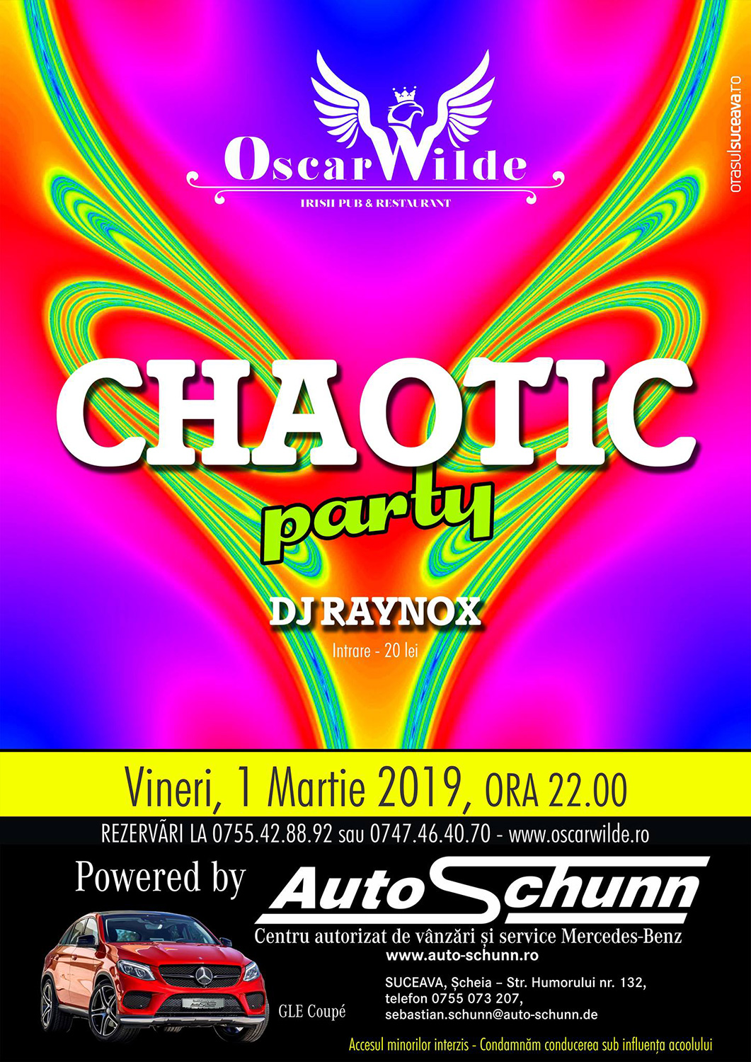 Chaotic Party