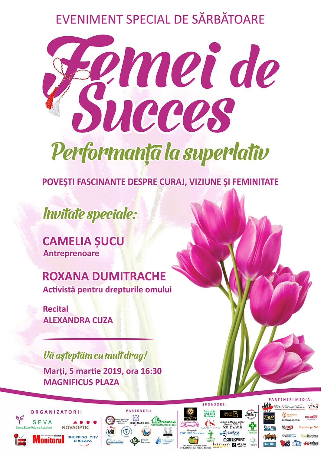 Femei de succes! Performanță la superlativ! (2019)