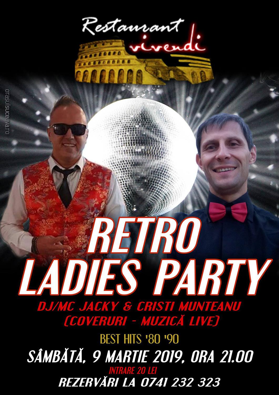 Retro Ladies Party