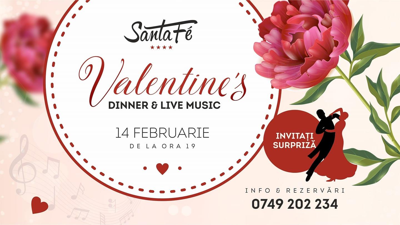 Valentine's Day - dinner & live music