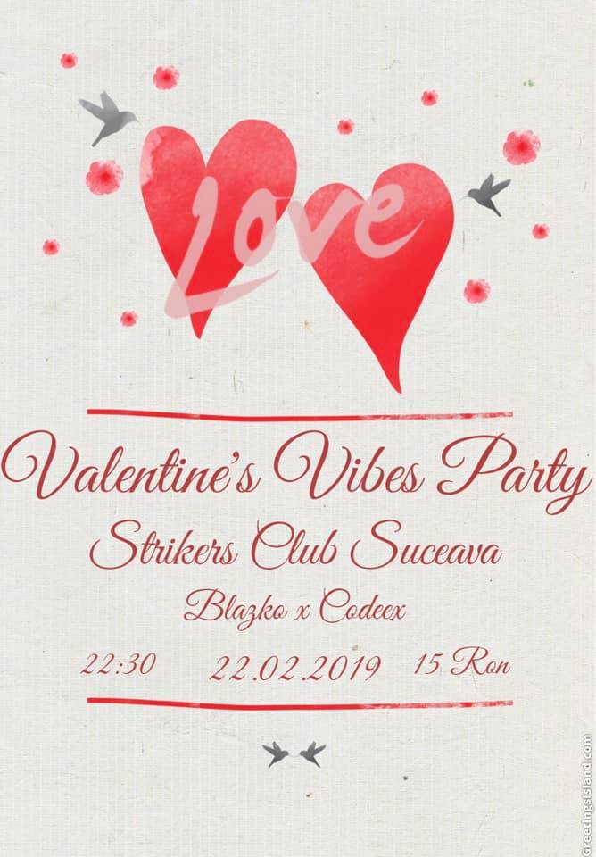 Valentine's Vibes Party