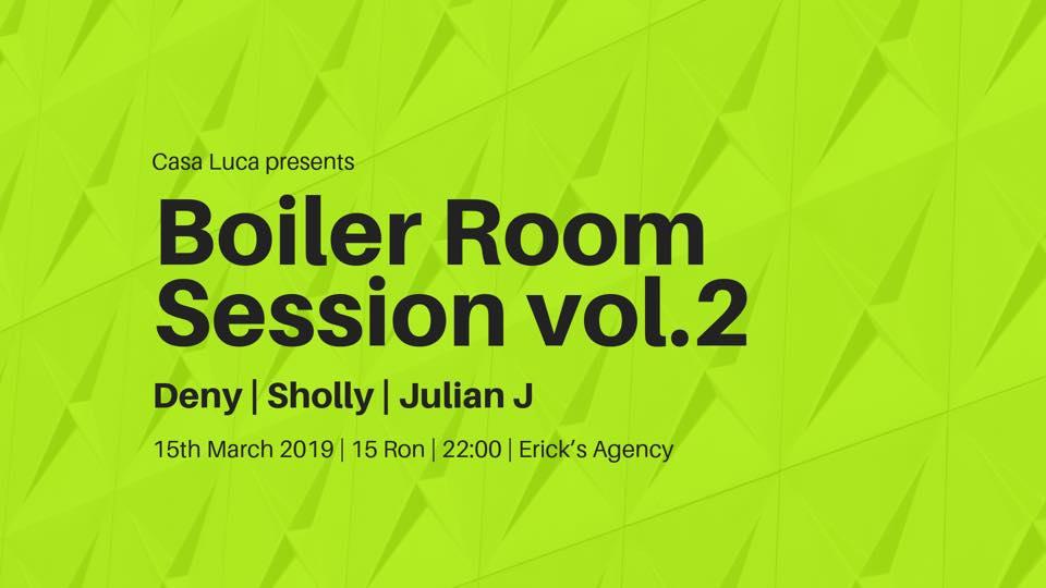 Boiler Room Session vol. 2