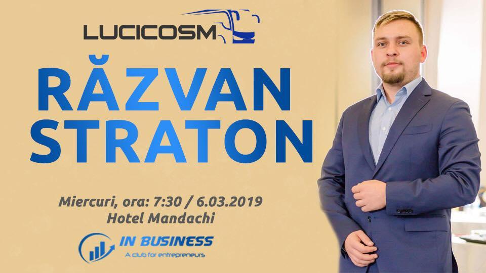 Întâlnire cu Răzvan Straton