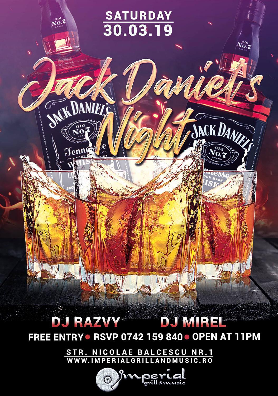 Jack Daniel's Night