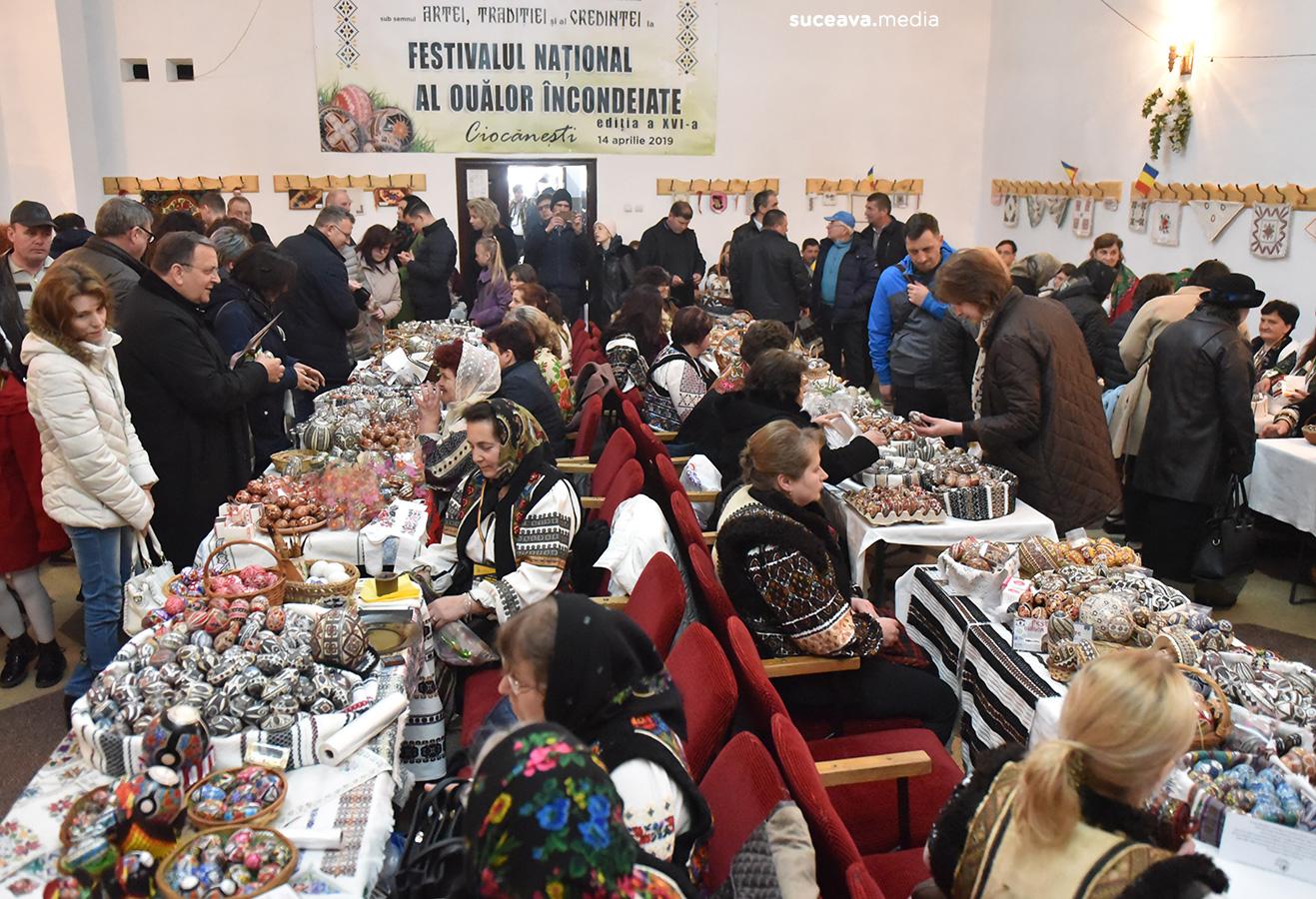 Festivalul Național al Ouălor Încondeiate (2019) (fotoreportaj)