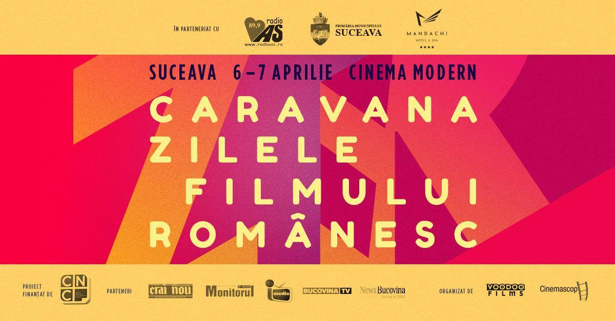 Caravana Zilele Filmului Românesc