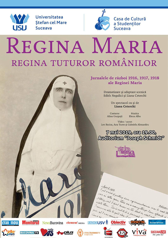 Regina Maria – Regina tuturor românilor