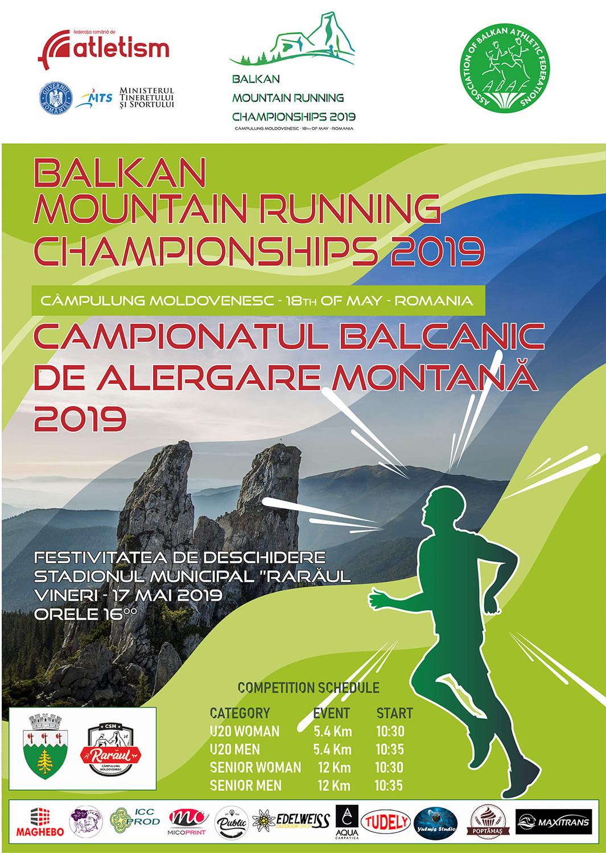 Campionatul Balcanic de Alergare Montană