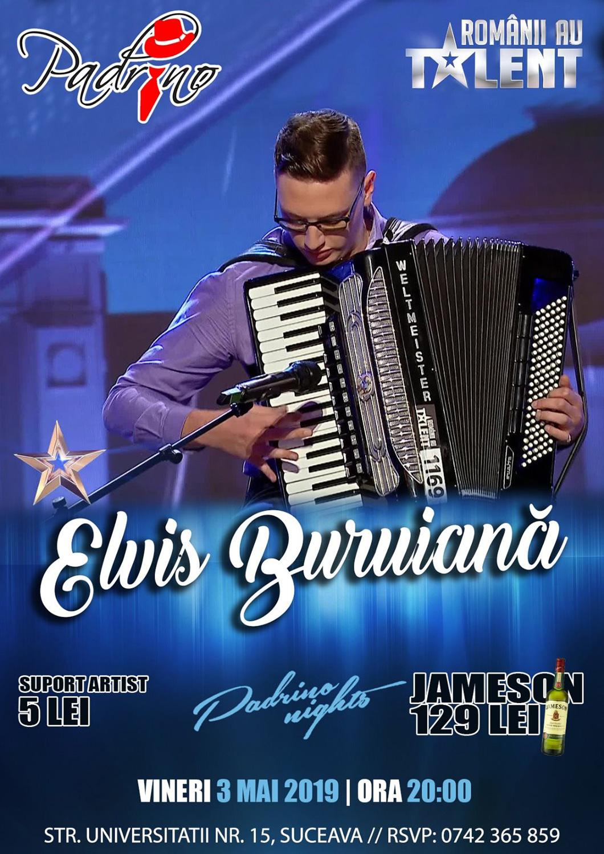Elvis Buruiană